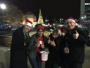 Santa Crawl's Ho Ho Heroes raise £2,500